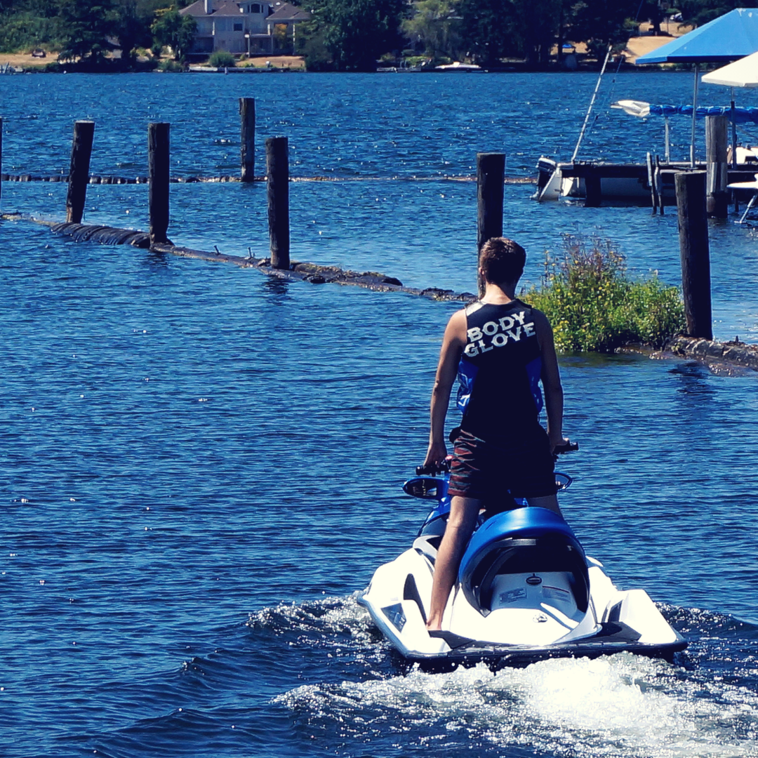 Sea-Doo on Lake Washington